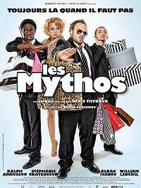 sortie dvd les mythos