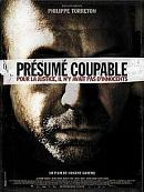 affiche sortie dvd presume coupable