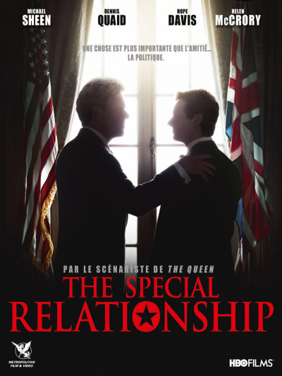 sortie vod, dvd The Special Relationship