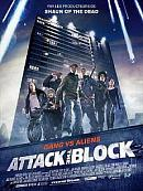 affiche sortie dvd Attack The Block