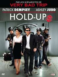 affiche sortie dvd Hold-up$
