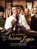 affiche sortie dvd les aventures d'arsene lupin
