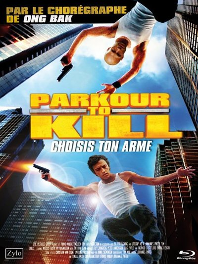sortie vod, dvd et blu-ray Parkour to Kill