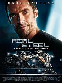 sortie dvd real steel