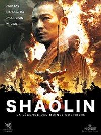 sortie dvd shaolin - la legende des moines guerriers