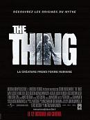 affiche sortie dvd the thing