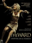 affiche sortie dvd the ward - l'hopital de la terreur