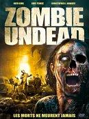 affiche sortie dvd zombie undead