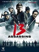 affiche sortie dvd 13 Assassins