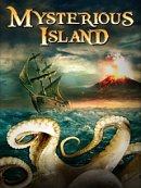 affiche sortie dvd Mysterious Island
