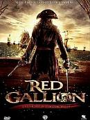 affiche sortie dvd red gallion - la legende du corsaire rouge