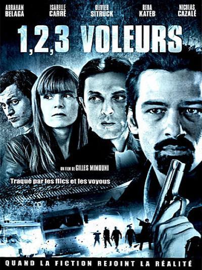 1, 2, 3 Voleurs (TV)   Multi   DVDRIP