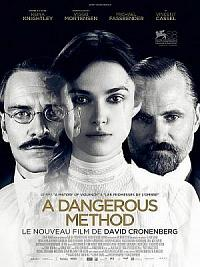 sortie dvd a dangerous method