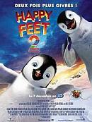 sortie dvd Happy Feet 2