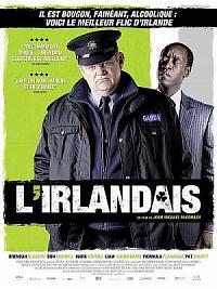 sortie dvd l'irlandais