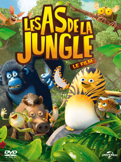 Les As de la jungle - Op�ration banquise