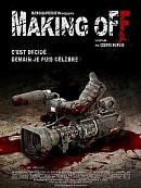 affiche sortie dvd making off