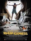affiche sortie dvd Rhum Express