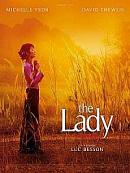 affiche sortie dvd the lady