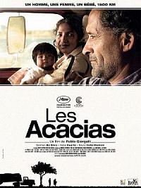sortie dvd les acacias