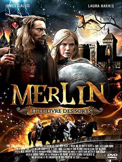 [DF] Merlin et le livre des sorts (TV) [DVDRiP]