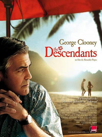 sortie vod, dvd et blu-ray The Descendants