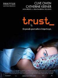 sortie dvd trust