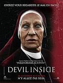 affiche sortie dvd devil inside