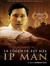 sortie dvd ip man 3 - la legende est nee