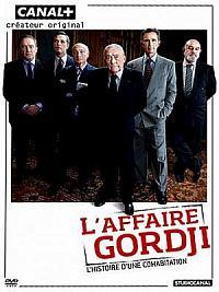 L'Affaire Gordji, histoire d'une cohabitation affiche