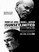 affiche sortie dvd le sunset limited