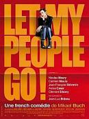 affiche sortie dvd Let My People Go !