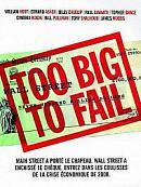 affiche sortie dvd Too Big to Fail
