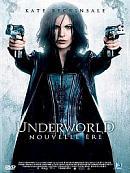 affiche sortie dvd underworld 4 - nouvelle ere