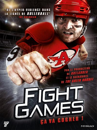 sortie vod, dvd et blu-ray Fight Games