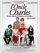 affiche sortie dvd L'Oncle Charles