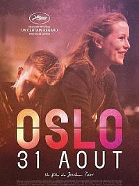 sortie dvd oslo, 31 aout