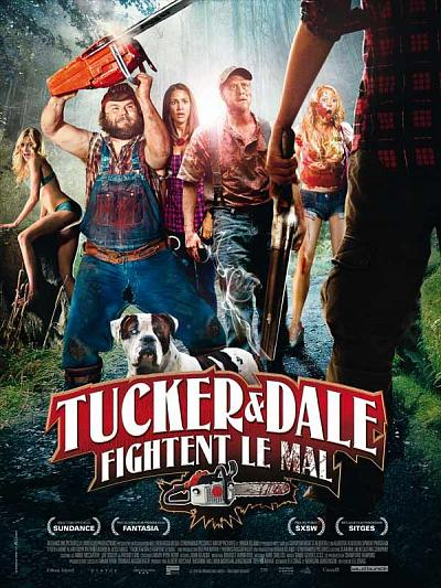 sortie vod, dvd et blu-ray Tucker & Dale fightent le mal