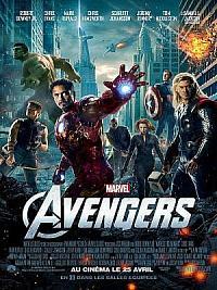 sortie dvd avengers