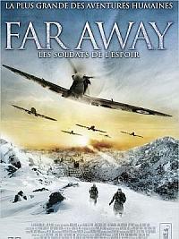 sortie dvd far away - les soldats de l'espoir