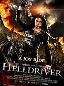 affiche sortie dvd helldriver