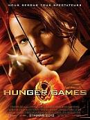 affiche sortie dvd Hunger Games