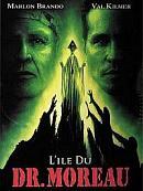 affiche sortie dvd l'ile du dr. moreau