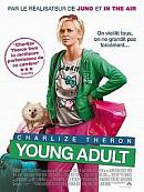 affiche sortie dvd Young Adult