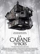 affiche sortie dvd la cabane dans les bois