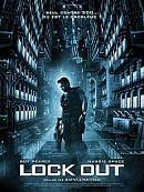 affiche sortie dvd Lock Out