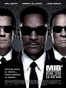 affiche sortie dvd Men In Black 3
