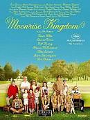 affiche sortie dvd Moonrise Kingdom