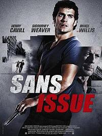 affiche sortie dvd Sans Issue