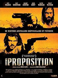 affiche sortie dvd The Proposition